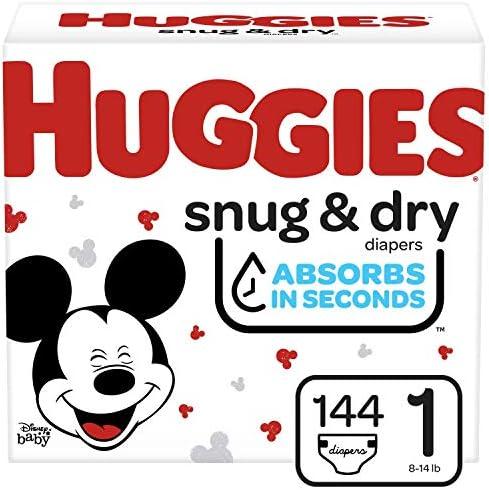 Huggies Snug Dry Baby Diapers product image