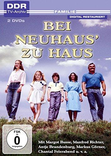 Bei Neuhaus' zu Haus (DDR TV-Archiv) [2 DVDs]