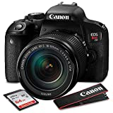 Canon EOS Rebel SL2 DSLR Camera with 18-55mm f/4-5.6 is STM Lens Kit + 64GB