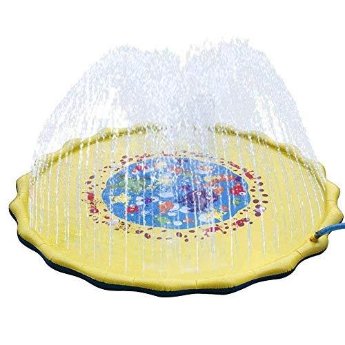 LQUIDE Sprinklerpad, 67 im Sommer Sprühspielzeug Perfekt für Kinder und Familienaktivitäten im Freien