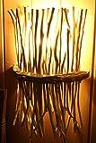 Kinaree Wandlampe PHANGAN - 45cm Wandleuchte aus Treibholz - 2