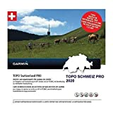 Garmin MicroSD/SD Card: TOPO Switzerland PRO