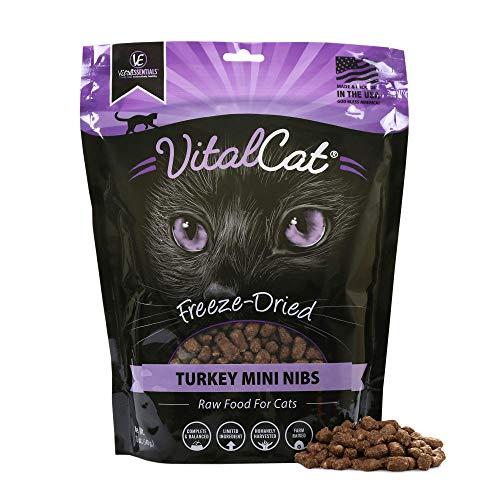 Vital Essentials Freeze Dried Vital Cat Entree – Turkey