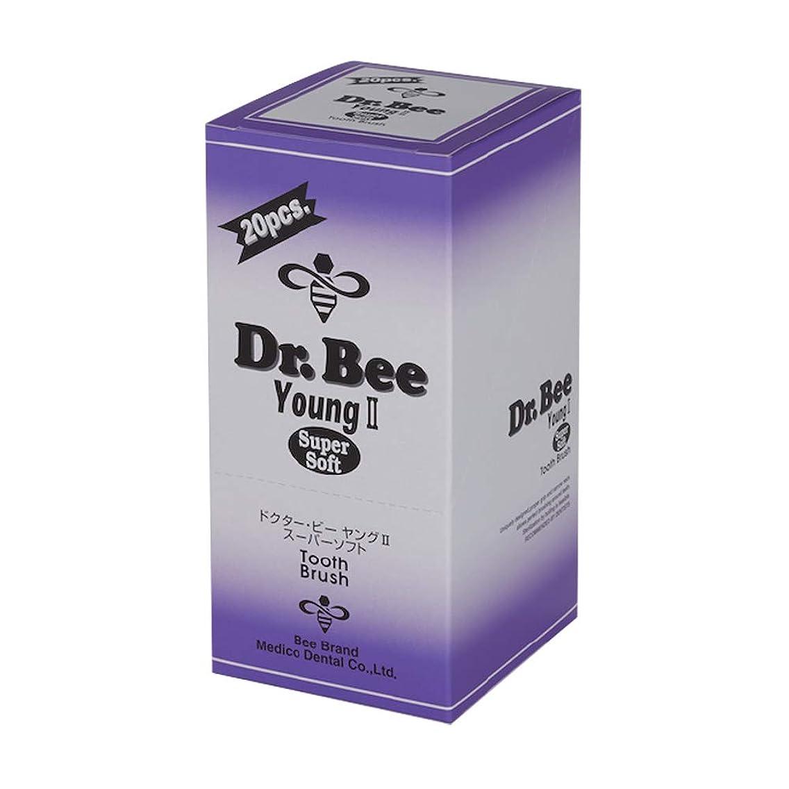 突進投獄タイマーDr.Bee ヤングⅡ スーパーソフト 20本入り
