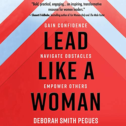 Lead like a Woman  By  cover art