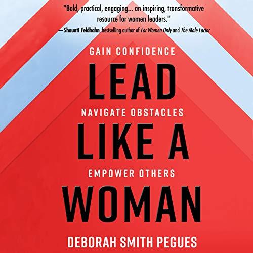 Lead like a Woman cover art