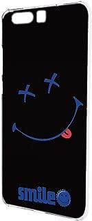 ケース スマホケース HUAWEI P10 Plus VKY-L29 【ペケポン:ブルー】 スマイル スマホケース 携帯カバー [FFANY] pekepon-h190955