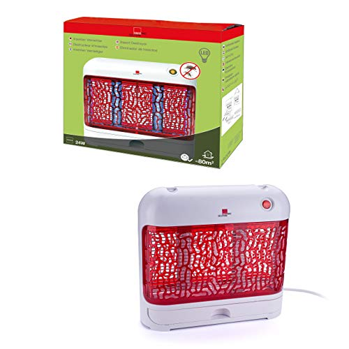 Swissinno Destructeur d'Insectes electrique LED 24 Watt Premium 1 246 001