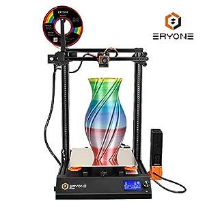 Super Quiet 3D Printer ERYONE Thinker S,High Quality, PEI Build Surface,TMC2208 V1.2,300 * 300 * 400mm, Compatible with Auto Leveling Sensor