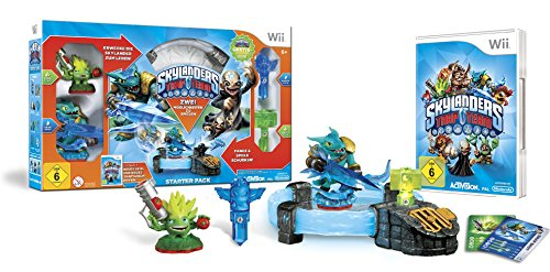 Skylanders: Trap Team - Starter Pack - Standard Edition - [Nintendo Wii]