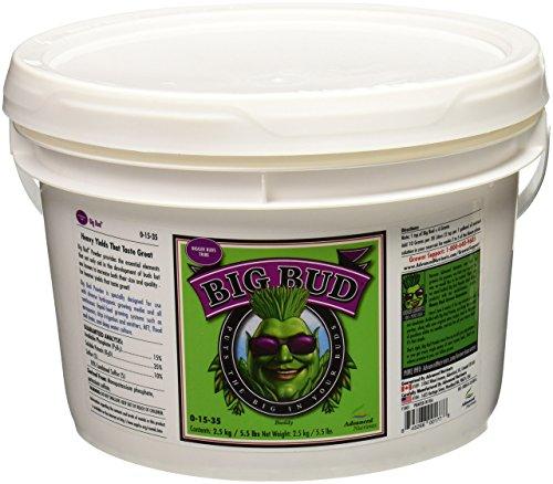 Advanced Nutrients Big Bud Powder, 2.5kg