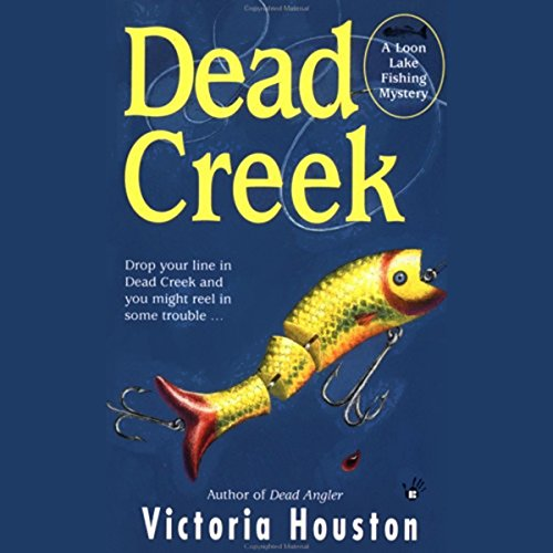 Dead Creek audiobook cover art