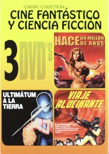 Cine fantastico y ciencia ficcion Hace un millon de años, Ultimatum a...