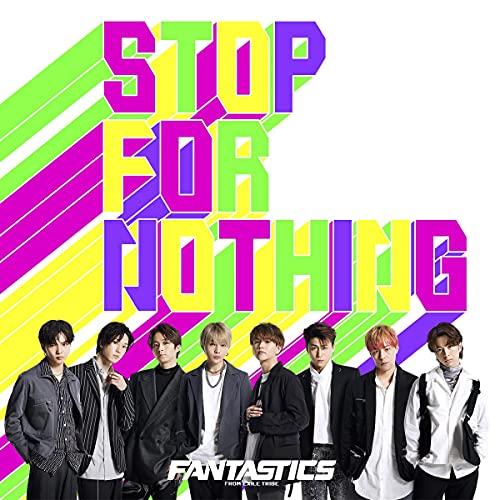 【Amazon.co.jp限定】STOP FOR NOTHING (CD+DVD)(ビジュアルシート(絵柄未定・1種)付き)