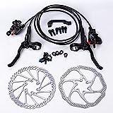 lizeyu Clip de Manguito de Freno de Disco hidráulico MTB de Bicicleta de Freno.