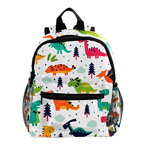 Laptop School Backpack Girls Bookbags Schoolbag for Teens University Travel Daypack,Dinasour Animal