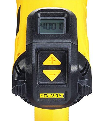 Dewalt D26414-QS Décapeur Thermique, 2000 W, Jaune/noir