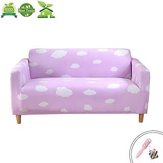 Elastisch Sofa Uberwurfe Sofabezug 2 Sitzer Morbuy Ecksofa L Form Stretch Antirutsch Armlehnen Sofahusse