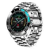 LIGE Smartwatch para Hombre, IP67 Impermeable Rastreador de Ejercicios...