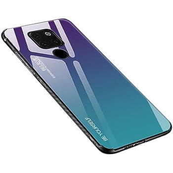 Huawei Mate 20 Pro Funda, Huawei Mate 20 Teléfono Móvil, Vidrio ...