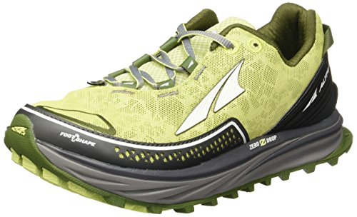 ALTRA Womens TIMP Trail, Color: Lime, Size: 9.5