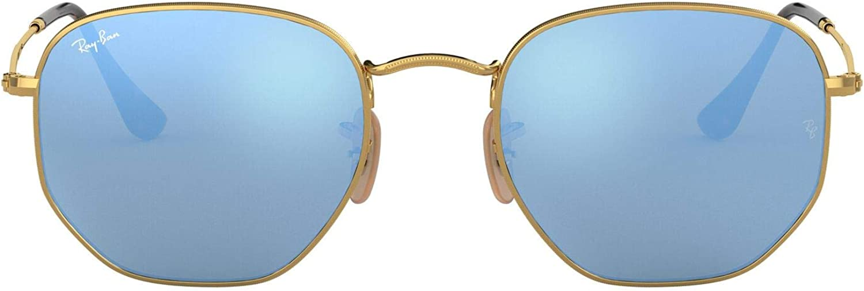 Ray-Ban Super-cheap Rb3548n Flat Lens Sunglasses shipfree Hexagonal