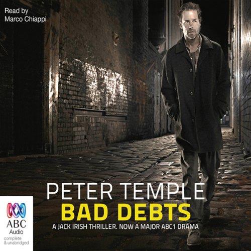 Bad Debts audiobook cover art