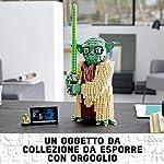 LEGO Star Wars Yoda Set di Costruzioni per Collezionisti e Bambini