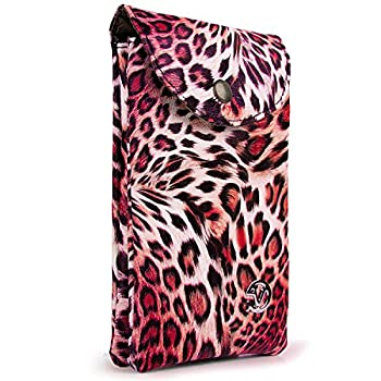 Universal Cellphone Wallet Purse Phone Pouch Wristlet Clutch Crossbody Shoulder Bag for ZTE Axon 10 Pro Blade Max 2s Blade Max View Blade Majesty Pro Plus Sonata 3 Pink