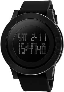 Men's Military Digital Sport Watch Water Resistant Outdoor LED Back Light Display