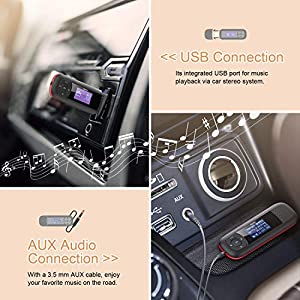 8GB MP3 Player, Music Player with USB Flash Drive, Recording, FM Radio, Supports up to 32GB, Black …