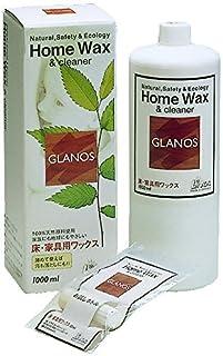 リボス 自然健康塗料 天然植物性クリーナー&ワックス グラノス(木部用) 1L