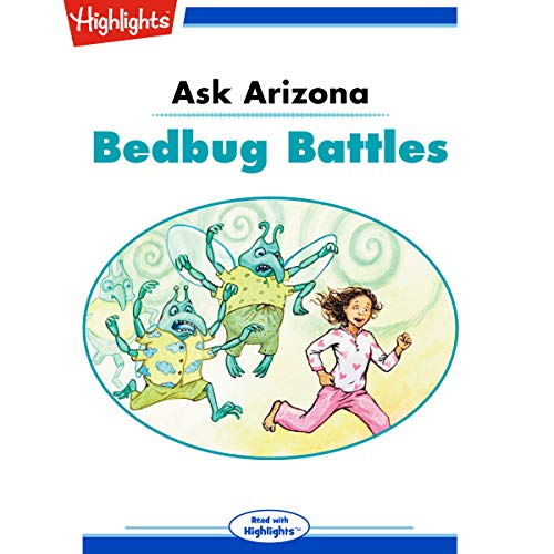 Ask Arizona: Bedbug Battles copertina