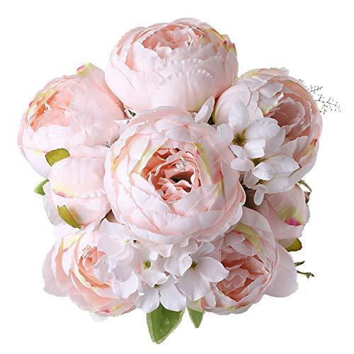 Flores De Navidad Para Decorar Grandes flores de navidad para decorar  Marca Decpro