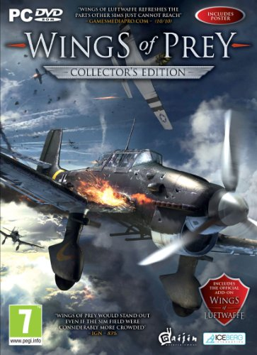 Wings of Prey: Collector's Edition (PC DVD) [Importación inglesa]