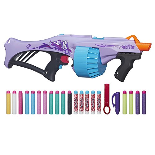Nerf B1704 Rebelle Secrets And Spies Fearless Fire Blaster