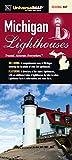 Michigan Lighthouse Fold Map