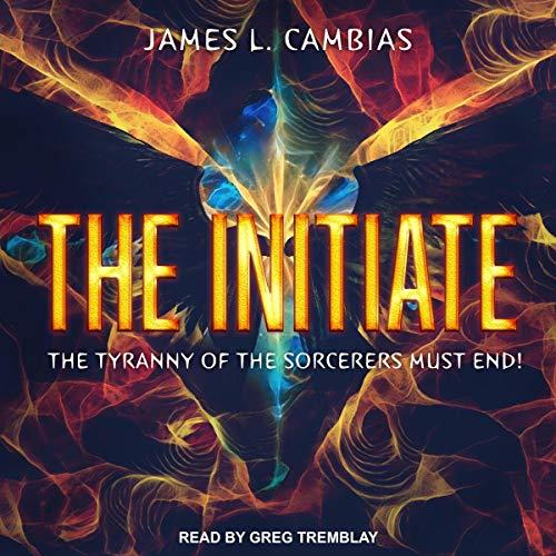 The Initiate Titelbild