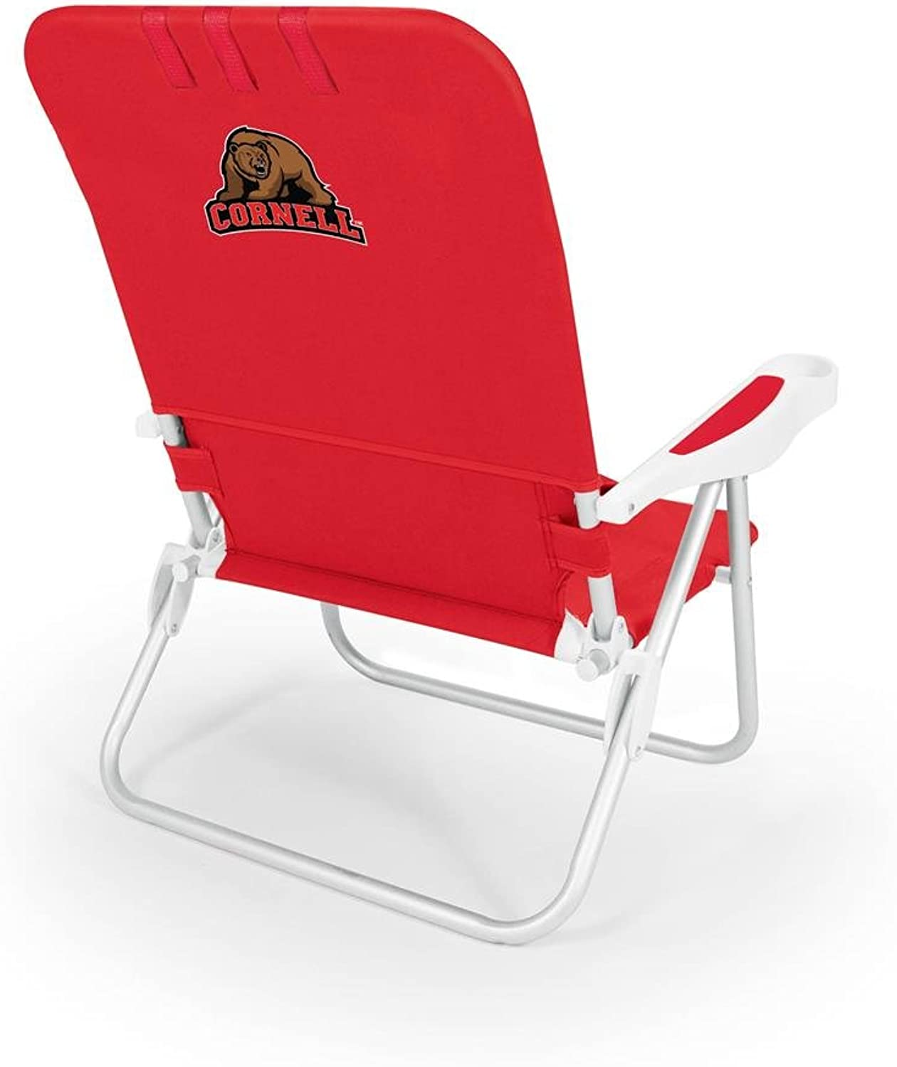 NCAA Cornell Bears Monaco Folding Beach Chair