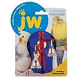 JW Pet Company Activitoys Spinning Bells Bird Toy