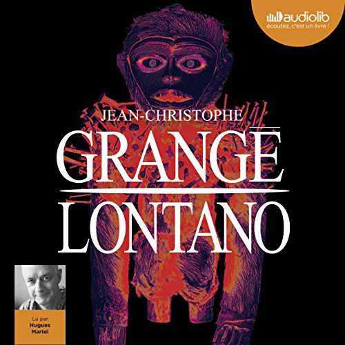 Lontano audiobook cover art