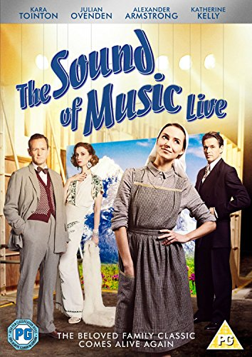 The Sound of Music Live [DVD] [2015] UK-Import, Sprache-Englisch.