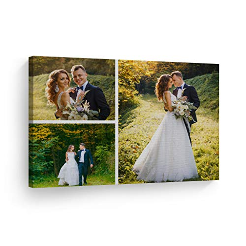 Custom Canvas Photo Collage