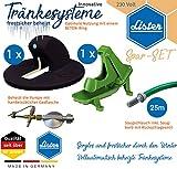 Weidepumpe Lister L3 + Lister Gasbrenner + Lister ISO Thermohaube + 25m Saugschlauch + Saugkorb |...