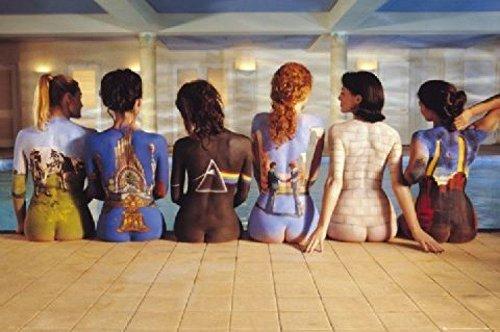 1art1 Pink Floyd - Back Catalogue Póster (91 x 61cm)