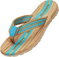 Mens Womens Flip Flops Beach Pool Slippers Summer Casual Thong Sandals Outdoor Shower Bath Shoes