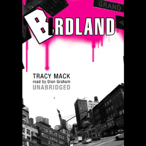 Birdland audiobook cover art