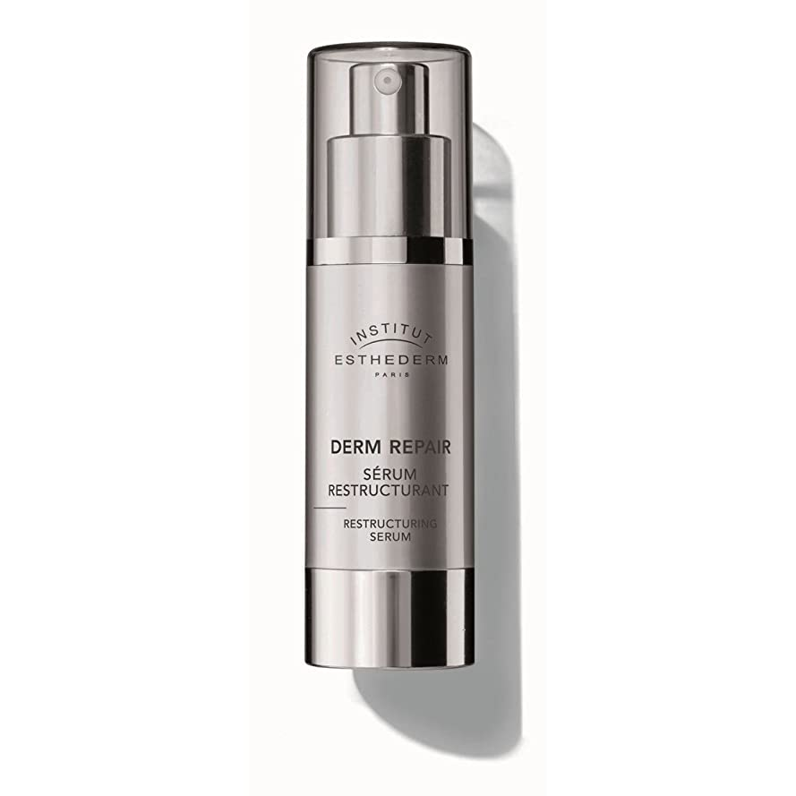実験室パケットキモいInstitut Esthederm Derm Repair Restructuring Serum 30ml [並行輸入品]