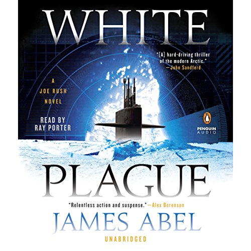 White Plague audiobook cover art