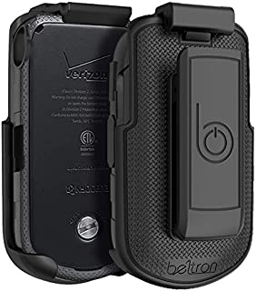 DuraXV LTE Holster, Heavy Duty Belt Clip Holster Case for Kyocera DuraXV LTE E4610 (Verizon), DuraXE E4710 (AT&T), Secure Fit with Quick Release Latch - Premium Quality